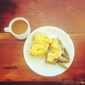 El snack healthy de Jessica Alba