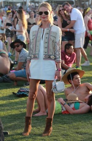 Kate Bosworth es un valor seguro de asistencia y buenos 'outfits' en el festival.