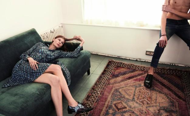 Campaña Gucci Pre-fall 2015.