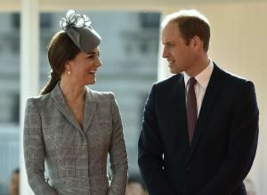 Los Duques de Cambridge reciben a su segundo bebé.
