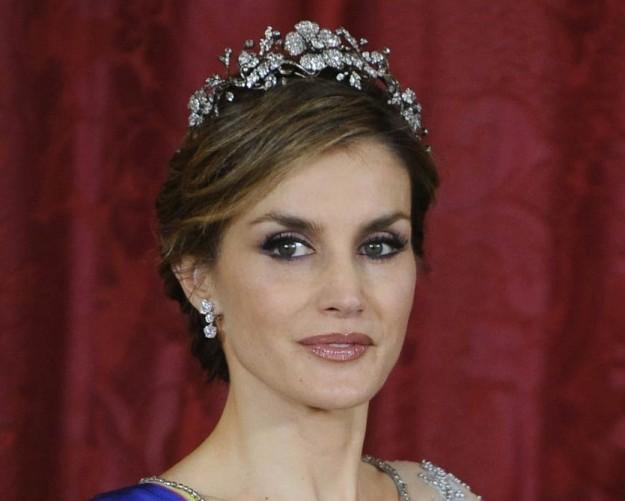 La Reina Letizia y las claves de su maquillaje de ojos para una mirada royal