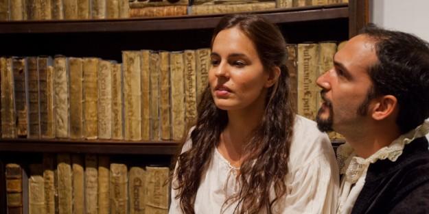 La compañía Almaviva Teatro nos conducirá por la vida del dramaturgo Lope de Vega, uno de los más importantes de todos los tiempos