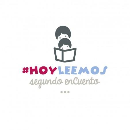 La iniciativa #hoyleemos consiste en subir fotos a Instagram de padres leyendo con sus hijos