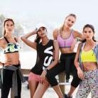 Al gym... con la ropa fitness más atrevida