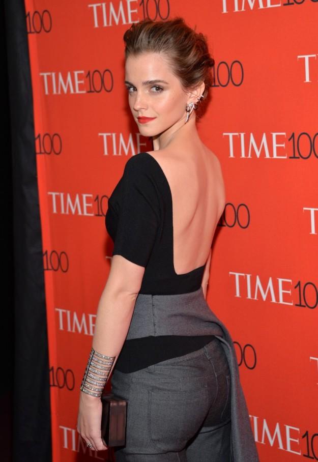 Emma Watson Gala Time 100