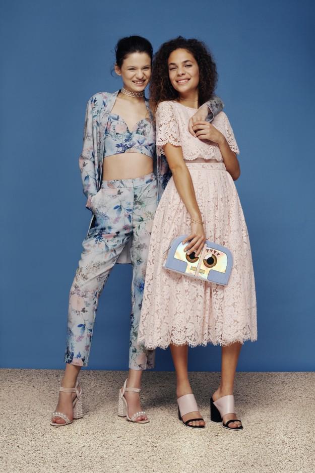 Asos lanza su primera colección para damas de honor e invitadas