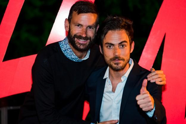 Cayetano López y José Merello, de Mondolirondo Luxury Events, organizaron la fiesta.