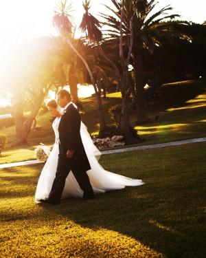 La boda con estilo de Elvira y Manuel