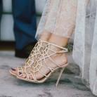 Los mejores zapatos de bodas con estilo