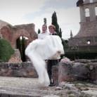 Una boda elegante en los Claustros de Ayllón