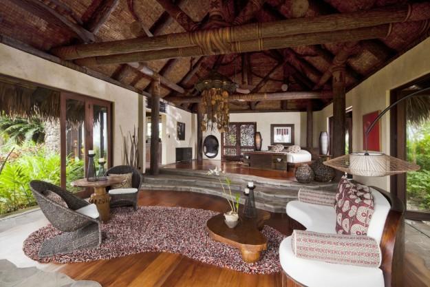 Hotel Hilltop Estate en Fiji.
