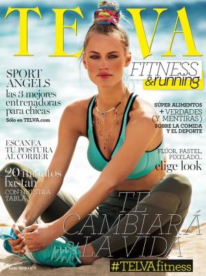 TELVA Fitness & Running, el nuevo suplemento TELVA que te cambiará la vida.