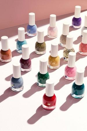 Lacas de uñas H&M