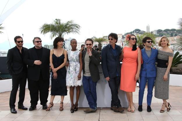Jurado del Festival de Cannes.