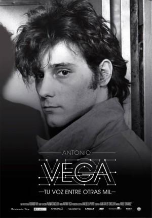 Portada del documental de Antonio Vega, Tu Voz entre Otras Mil, publicado en 2014.