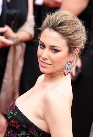 El look de belleza de Blanca Suárez en Cannes 2015
