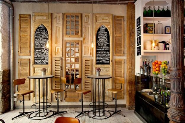 ¿Te apetece un cóctel después de una tarde de shopping? En Petit Appetit te esperan con los brazos abiertos.