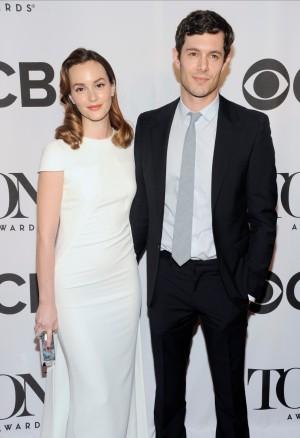 Nos encanta la pareja que hacen Leighton Meester y Adam Brody