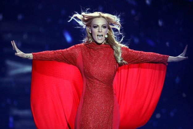 Edurne Eurovisión.