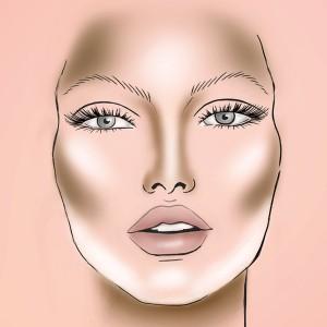 Contouring para esculpir tu rostro y estilizarlo (Gato Maybelline New York)