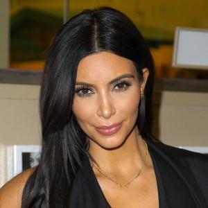 Kim Kardashian y el contouring