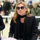 Kate Moss es expulsada de un avión por mala conducta