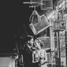 Una boda en un mercado de antigüedades