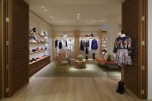 La firma Louis Vuitton se mantiene fiel al concepto de que cada tienda sea única sin perder la esencia de la maison.