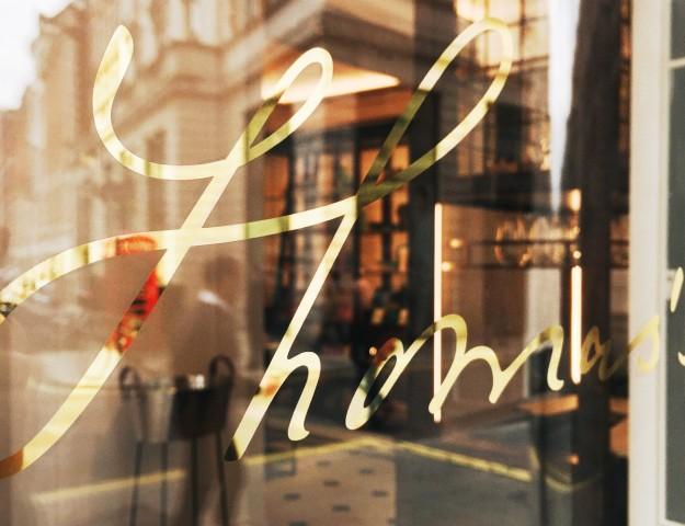 Nos encanta la exclusividad del Café Thomas's