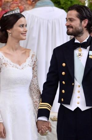 Boda de Carlos Felipe de Suecia y Sofia Hellqvist