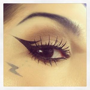 Eyeliner de Kat Von D