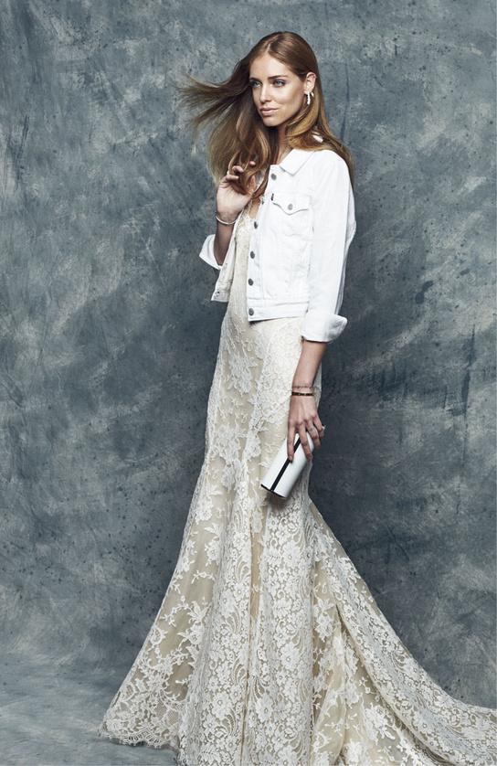 así sería el vestido de novia perfecto de chiara ferragni | telva