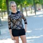#looksTELVA de la semana: Cara Delevingne o cómo ir elegante en verano