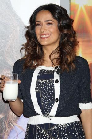 Las celebrities y los lácteos