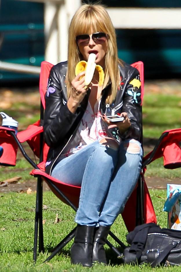 Comer plátanos para combatir la celulitis
