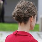 El maquillaje y el peinado del desfile más esperado