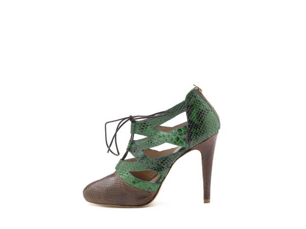 Zapato modelo Constance, de Miss García.