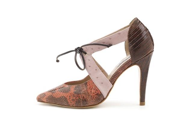 Zapato modelo Tina, de Miss García.