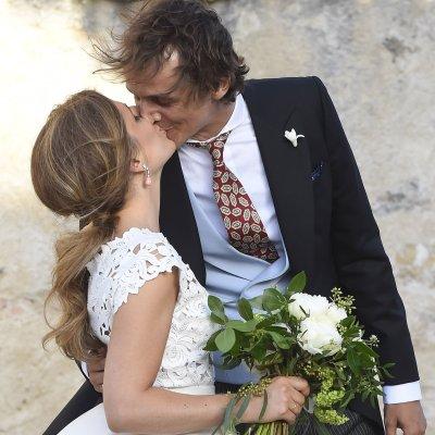 La boda de María, hija del diseñador Roberto Torretta