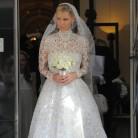 Nicky Hilton se casa vestida de Valentino