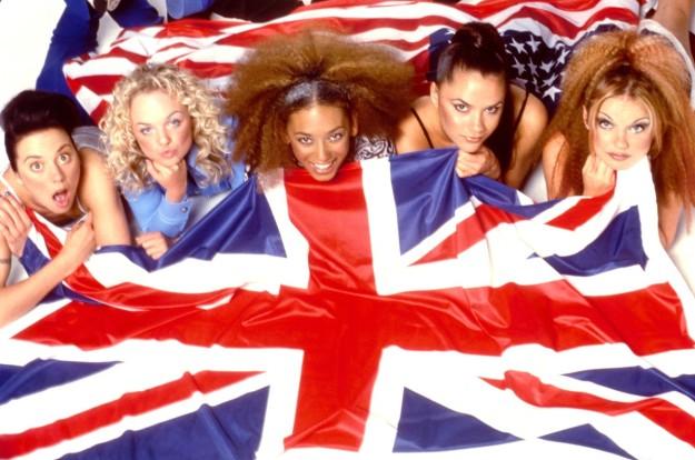 Las Spice llevaron a lo largo y ancho del planeta el mensaje Girl Power! (¡Chicas al poder!) y los colores de la Union Jack.