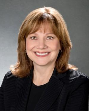 Mary Barra, Presidente Mundial de General Motors.