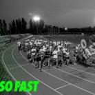 Correr una milla lo más rápido posible