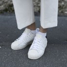 Ugly shoes vs. zapatillas blancas