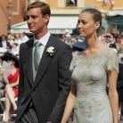 Beatrice Borromeo y Pierre Casiraghi se casan hoy en Mónaco