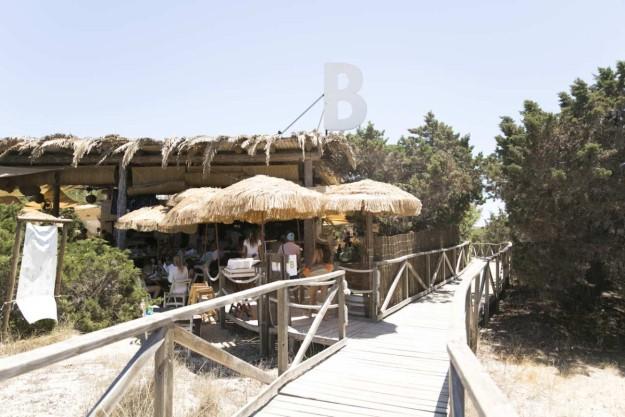 Beso Beach, Formentera.