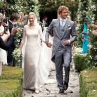 Beatrice Borromeo y Pierre Casiraghi, su boda religiosa