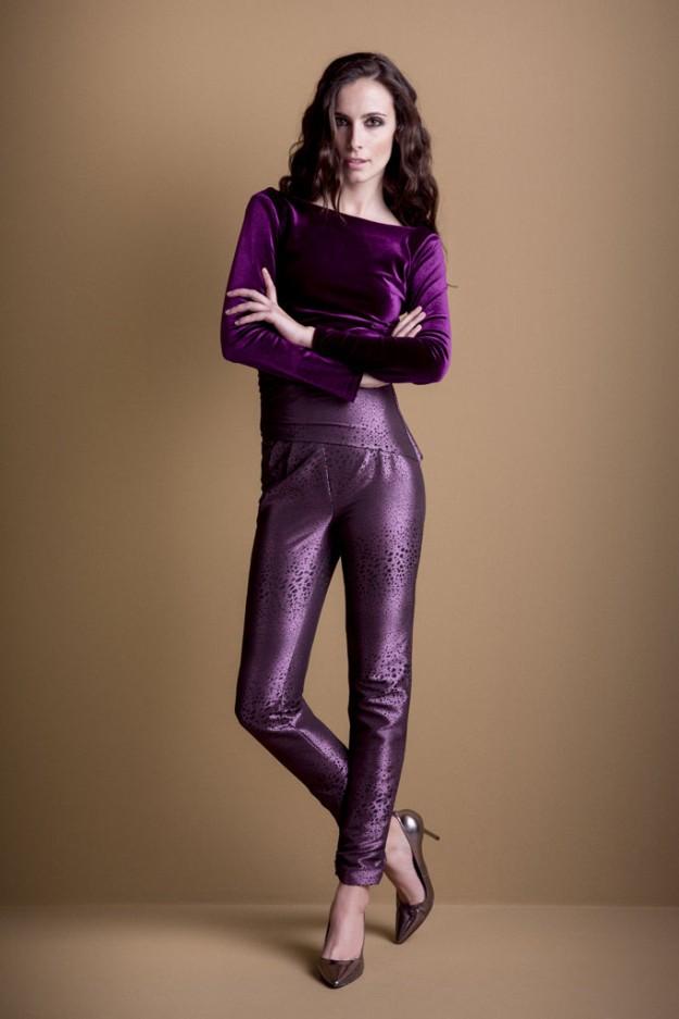 Pantalón Edurne, ¡el pantalón también es para las invitadas más chic!