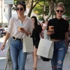 Kendall, Gigi y el nuevo estilo models off duty
