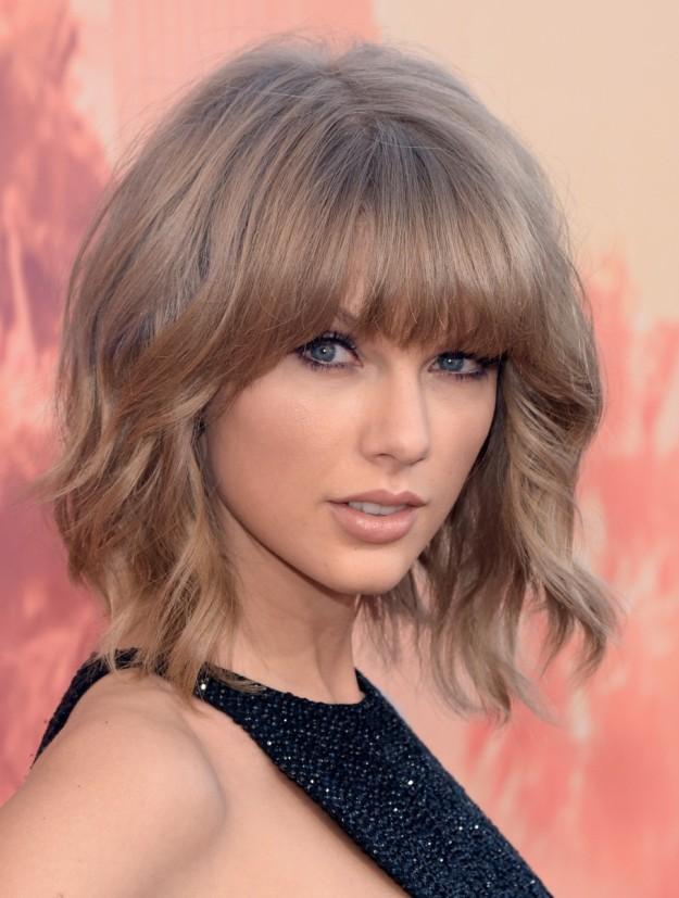 Taylor Swift, una de las 100 personas más influyentes del planeta según la revista Time.
